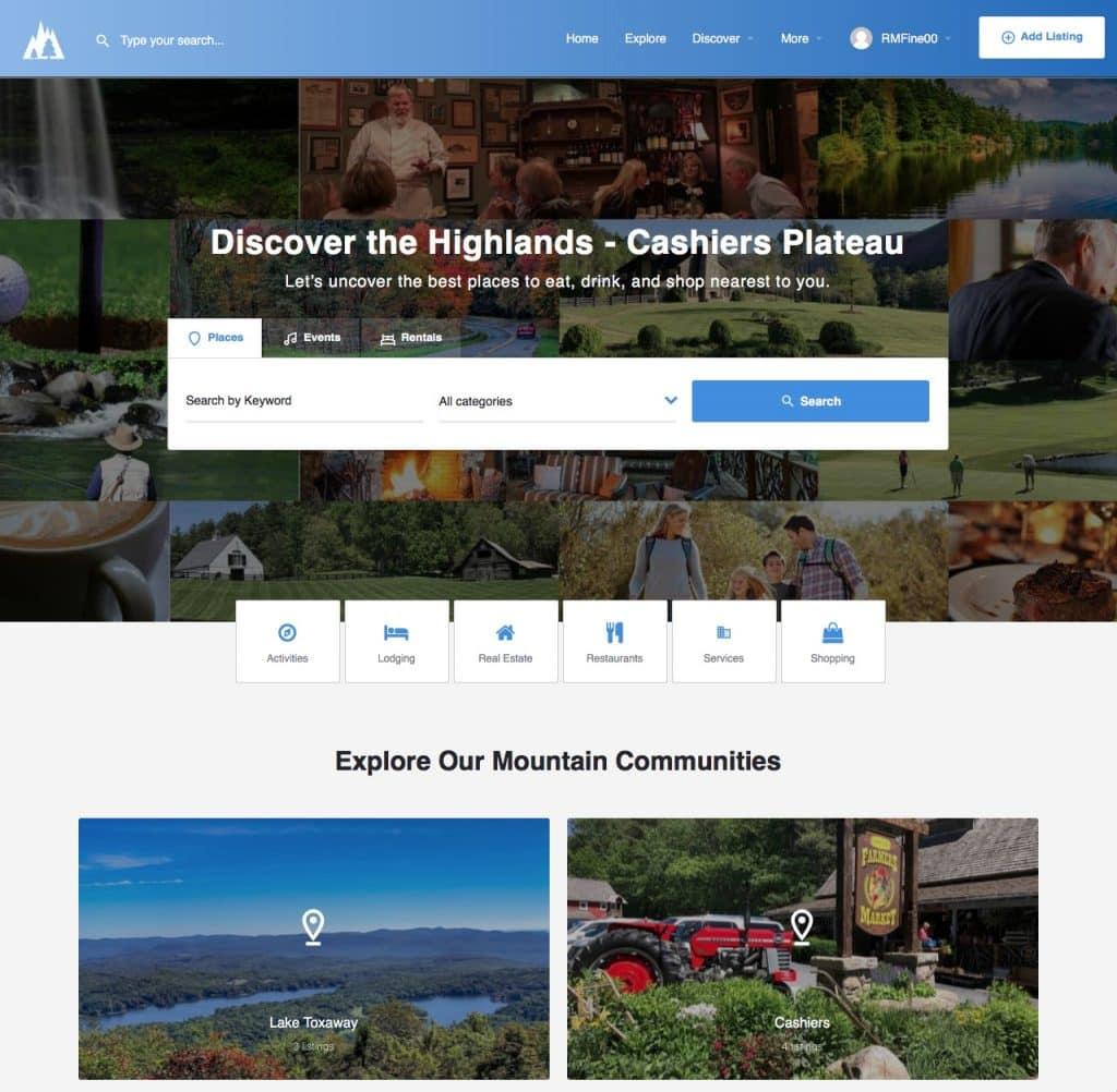 Website Design | Rainmaker Digital Communications