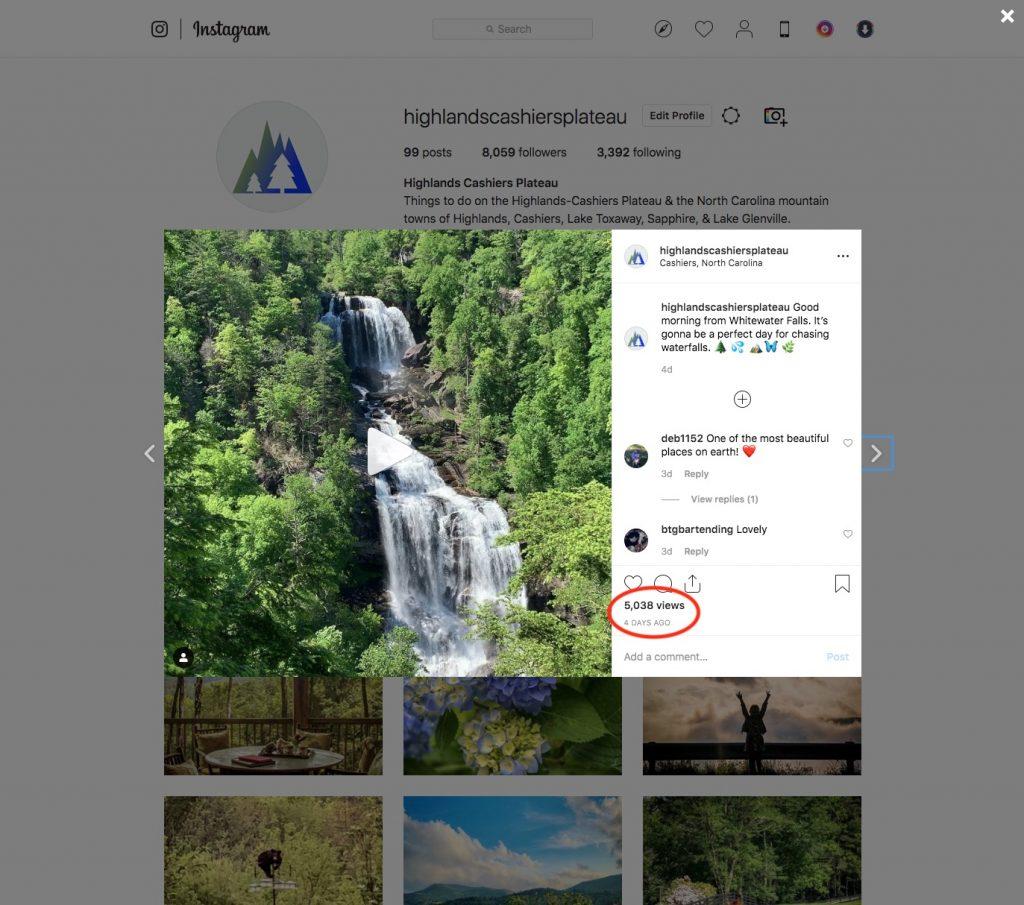 Rainmaker Digital Communications Social Media Instagram
